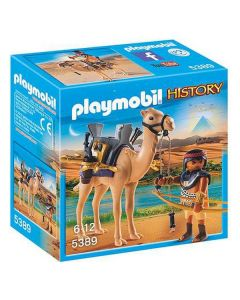 Playset History Egyptian With Camel Playmobil 5389 0