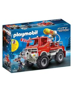 Playset City Action -  Firefighters Playmobil 9466 0