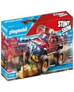 Monster Truck Horned Playmobil 70549 (57 pcs) 0