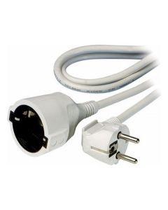 Cable alargador Vivanco SKV 3 W Blanco 0