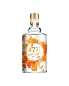 Perfume Unisex Remix Orange 4711 EDC (100 ml) 0