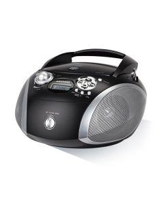 Radio CD Grundig GDP6330 USB 2.0 MP3 Negro 0