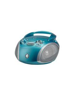 Radio CD Grundig RCD1445USB Turquesa 0