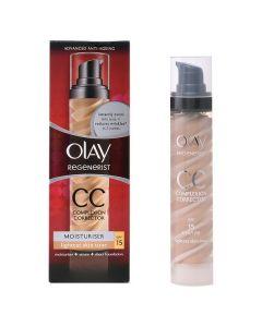 Crema Hidratante CC Cream Olay Regenerist 0