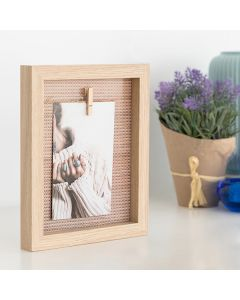 Portafotos de Pared Clothes Line (10 x 15 cm)