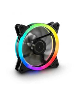Ventilador de Caja Sharkoon SHARK Blades Fan RGB Ø 12 cm 0