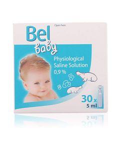 Suero Fisiológico Baby Bel (30 x 5 ml) 0