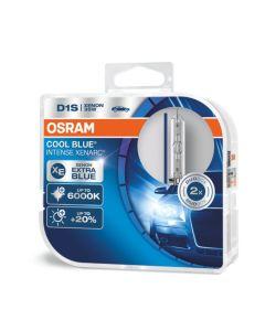 Bombilla para Automóvil OS66140CBI Osram OS66140CBI D1S 35W 85V 6000K 0