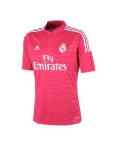 Camiseta de Fútbol de Manga Corta Hombre Adidas Real Madrid Rosa (2ª) (Talla l - us) 0