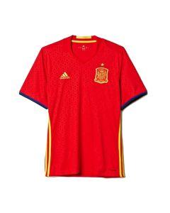 Camiseta de Fútbol de Manga Corta Hombre Adidas FEF España 0