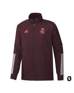 Chaqueta Real Madrid Adidas FQ7898 Granate 0