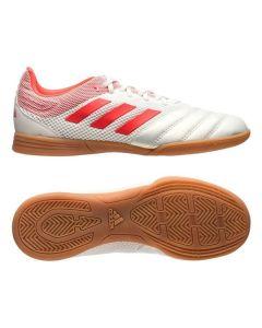 Zapatillas de Fútbol Sala para Niños Adidas Copa 19.3 In Blanco Rojo 0