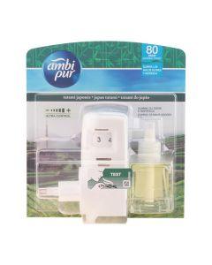 Ambientador Eléctrico y Recambio Tatami Ambi Pur (21,5 ml) 0
