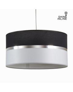 Lámpara techo negra y gris by Shine Inline
