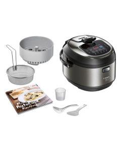 Robot de Cocina Autocook BOSCH MUC88B68ES 1200W Negro Acero inoxidable (Es) 0