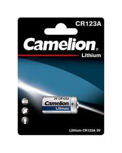 Pila Camelion Lithium CR123A-BP1 3V 0