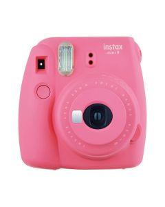 Cámara Instantánea Fujifilm Instax Mini 9 Rosa Flamenco