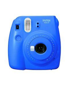 Cámara Instantánea Fujifilm Instax Mini 9 Azul eléctrico