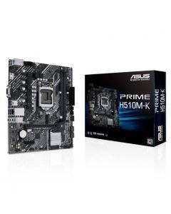 Placa Base Asus Prime H510M-K mATX LGA1200 0