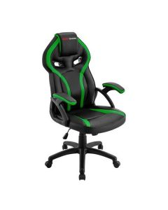Silla Gaming Mars Gaming MGC118BG Negro Verde 0