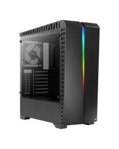Caja Semitorre Micro ATX Aerocool Scar LED RGB 0