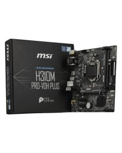 Placa Base Gaming MSI H310M PRO-VDH PLUS mATX LGA1151 0