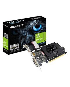 Tarjeta Gráfica Gigabyte GV-N710D5-2GIL 2 GB GDDR5 0