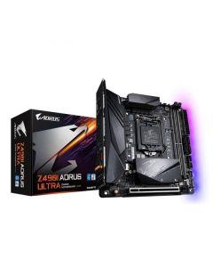 Placa Base Gigabyte Aorus Z490I Ultra mITX DDR4 LGA1200 0