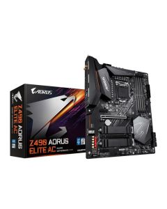 Placa Base Gigabyte Aorus Z490 Elite AC ATX DDR4 LGA1200 0