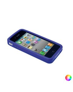 Funda para Móvil Iphone 4/4S 143964 Silicona 0