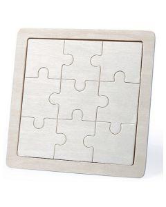 Puzzle de Madera Personalizable (9 pcs) 145719 0