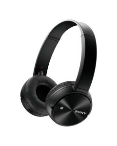 Auriculares Bluetooth Sony MDR-ZX330BT Negro 0