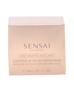 After Sun Sensai Silky Bronze Mask Kanebo (50 ml)