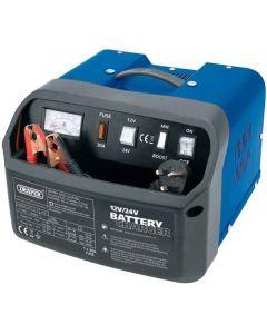 Cargador de Baterías Draper 11953 Coche (Reacondicionado A+) 0