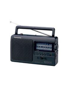 Radio Portátil Panasonic RF-3500E9-K Negro 0