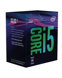 Procesador Intel Core™ i5-8400 2,8 Ghz 9 MB LGA 1151 BOX 0