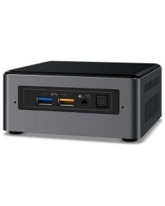 Mini PC Intel NUC NUC7PJYH Pentium J5005 WIFI LAN Bluetooth Negro 0
