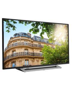 "Smart TV Toshiba 49UL3A63DG 49"" 4K Ultra HD DLED WiFi Negro"