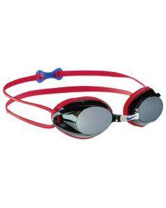 Gafas de Natación para Adultos Nike 93011-627 Rojo (Talla única)