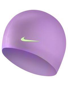 Gorro de Natación Junior Nike TESS0106-516 Morado (Talla única)