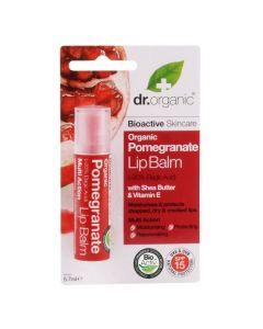 Bálsamo Labial Pomegranate Dr.Organic Granada (5,7 ml) 0