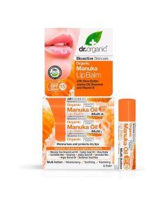 Bálsamo Labial Manuka Oil Dr.Organic (5,7 ml) 0