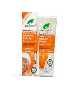 Exfoliante Facial Manuka Honey Dr.Organic (125 ml) 0