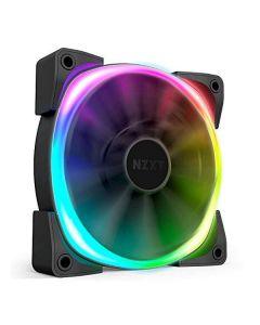 Ventilador de Caja Gaming NZXT HF-28140-B1 Ø 14 cm 1500 rpm LED RGB Negro 0