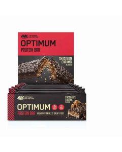 Barrita Energética Optimum Nutrition Protein (10 uds) (Reacondicionado A+) 0