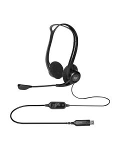 Auricular con Micrófono Logitech PC960M 0