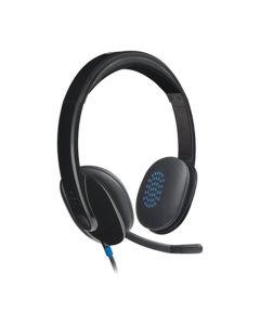 Auriculares con Micrófono Logitech 981-000480           Negro 0