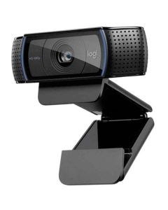 Webcam Logitech C920 HD Pro 1080p FHD 30 fps Negro 0