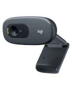 Webcam Logitech C270 720 px Negro 0