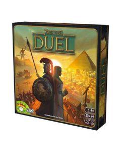 Juego de Mesa 7 Wonders: Duel (Español) 0